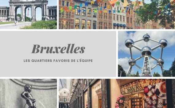 Quartiers Bruxelles