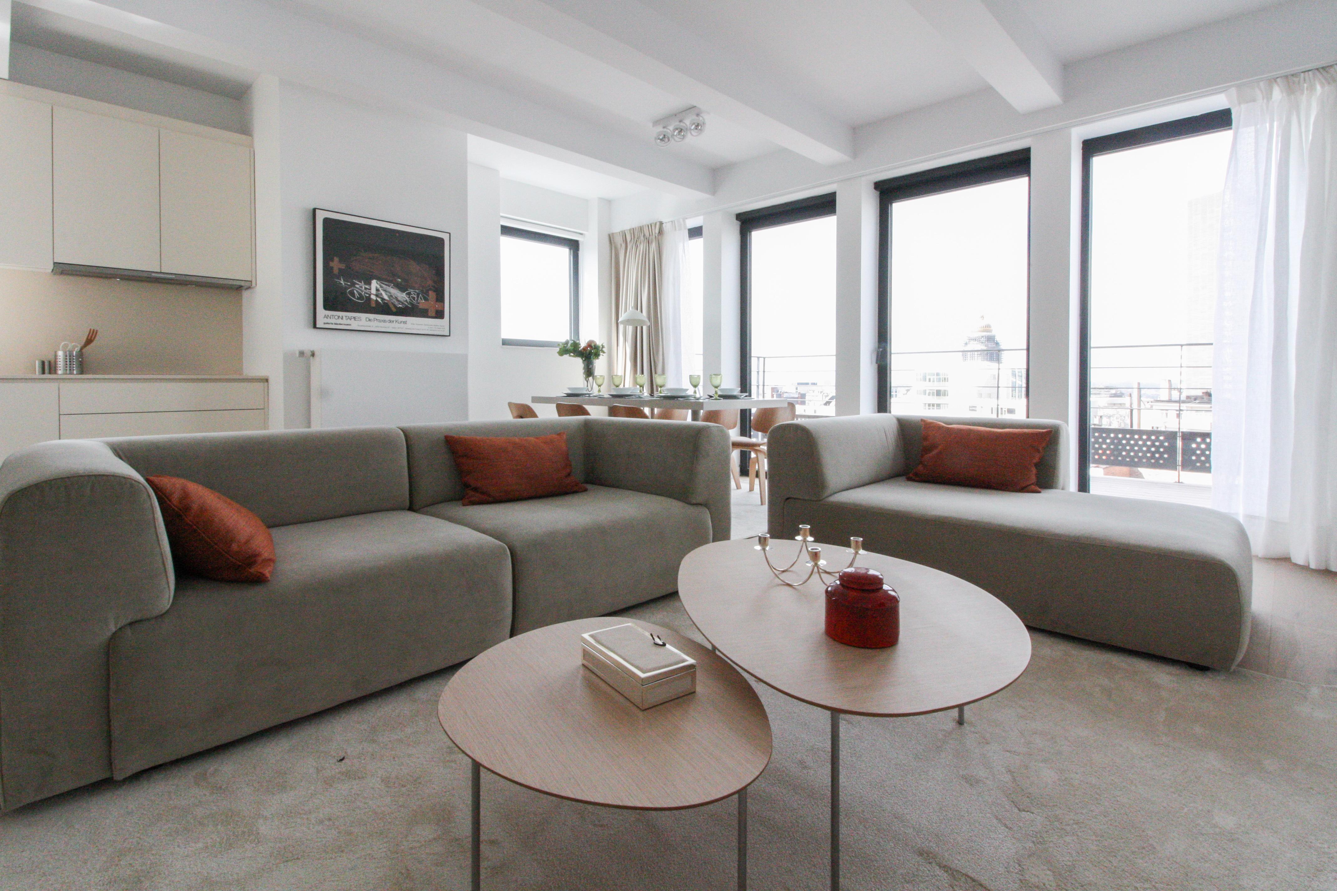 appartement à louer schaerbeek