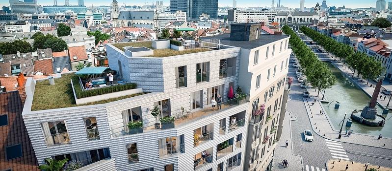 Sainte catherine - projet neuf J&J Properties