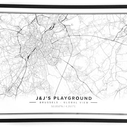 brussels-map j&j properties