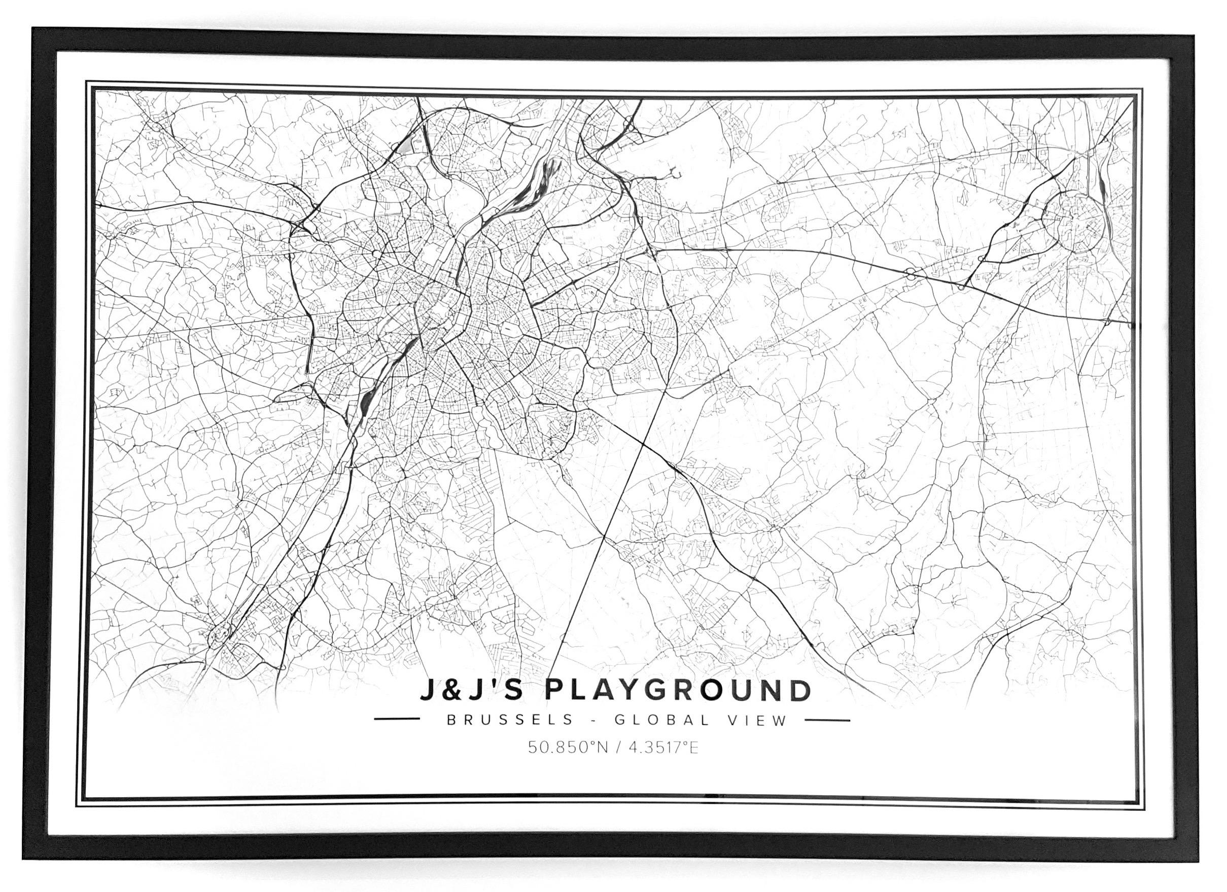 brussels-map j&j properties
