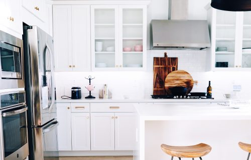 cuisine-bois-blanc homestaging j&j properties